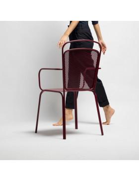 Sillon de forja colección Solera. Diseñadas por Gazpacho Studio.