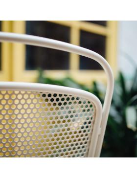 Sillones de forja colección Solera. Diseñadas por Gazpacho Studio.