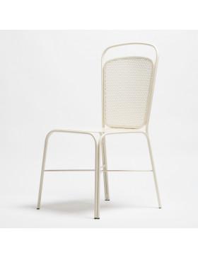 Silla de forja colección Solera. Diseñadas por Gazpacho Studio.