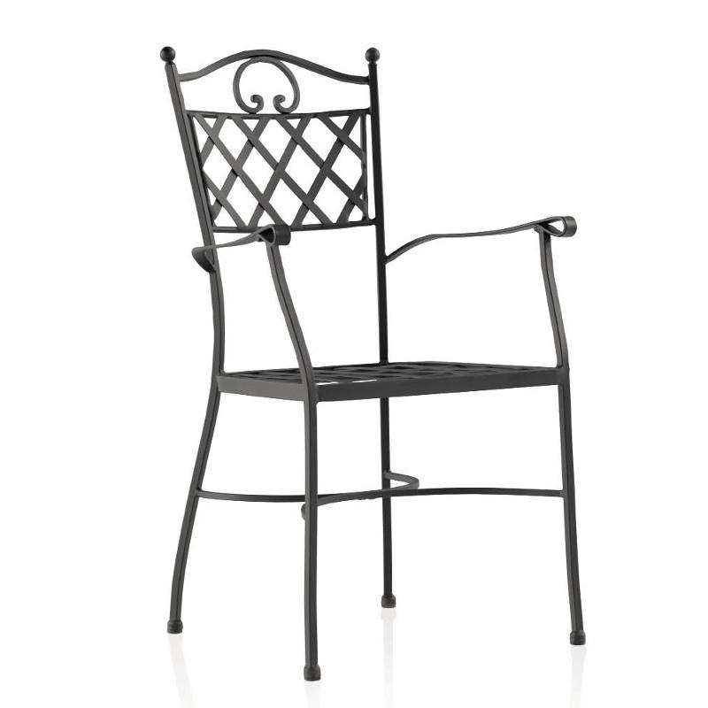 Muebles de forja interior exterior sillas y sillones for Sillones exterior diseno