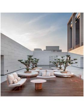 Sofa metalico Bolonia