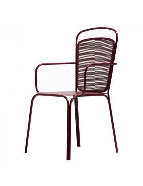 Sillón de forja colección Solera. Diseñadas por Gazpacho Studio.