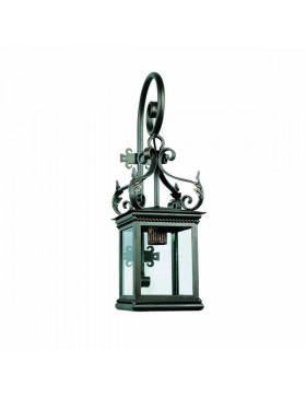 Farol de hierro para hostelería y restauración Fusta i Ferro