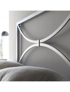 Cabezal de cama de forja modelo Toronto